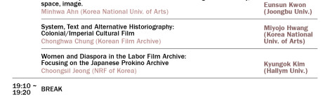 Addressing Archives: Women, Diaspora and Filmmaking